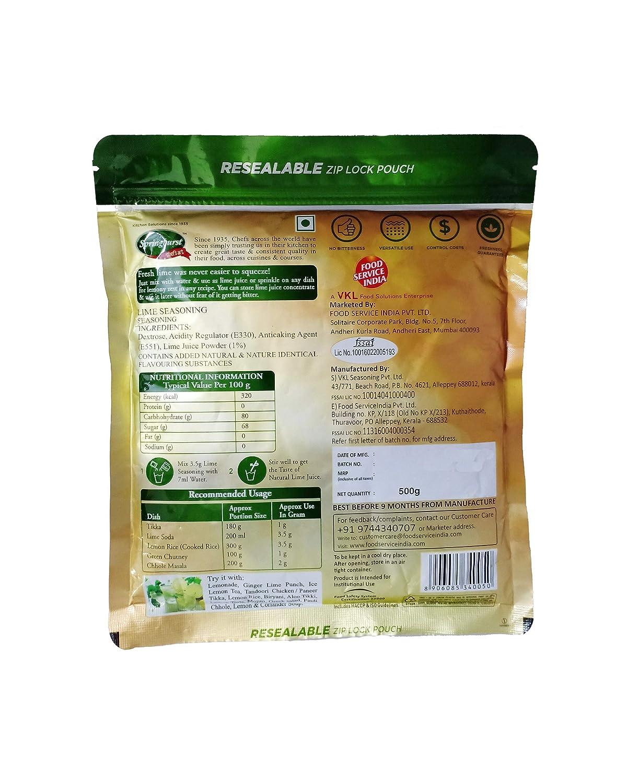 VKL Lime Seasoning, 500gm