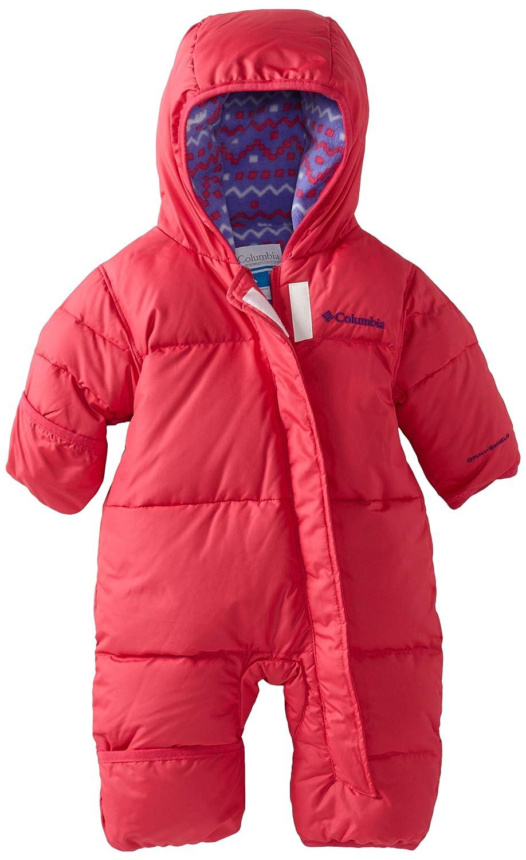 Columbia Snuggly Baby Winteranzug Schneeanzug Babyanzug Skianzug 6-12 Monate SN0219