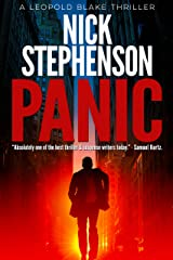 Panic (A Private Investigator Series of Crime and Suspense Thrillers, Book 2) Kindle Edition