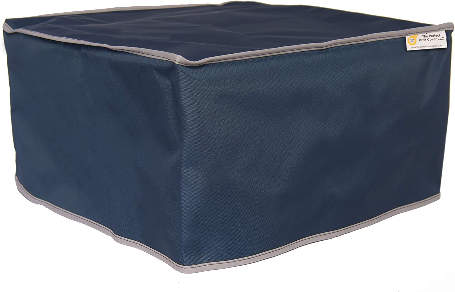 The Perfect Dust Cover, Navy Blue Nylon Cover for HP Laserjet Pro 200 MFP M276 Laser Printer, Anti Static and Waterproof Cover Dimensions 17.7''W x 18.7''D x 16.3''H by The Perfect Dust Cover LLC