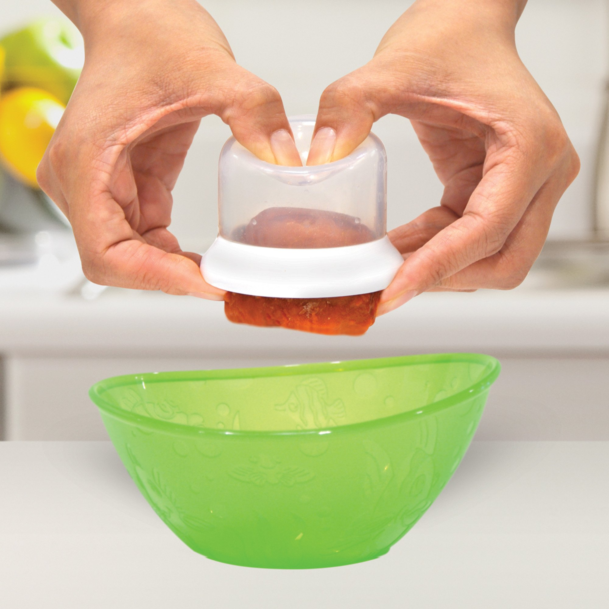 Munchkin 4 Piece Silicone Freezer and Storage Cups by Munchkin (Image #4)