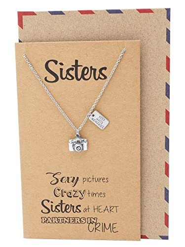 Amazon Com Quan Jewelry Camera Necklace Gifts For Sexy Crazy