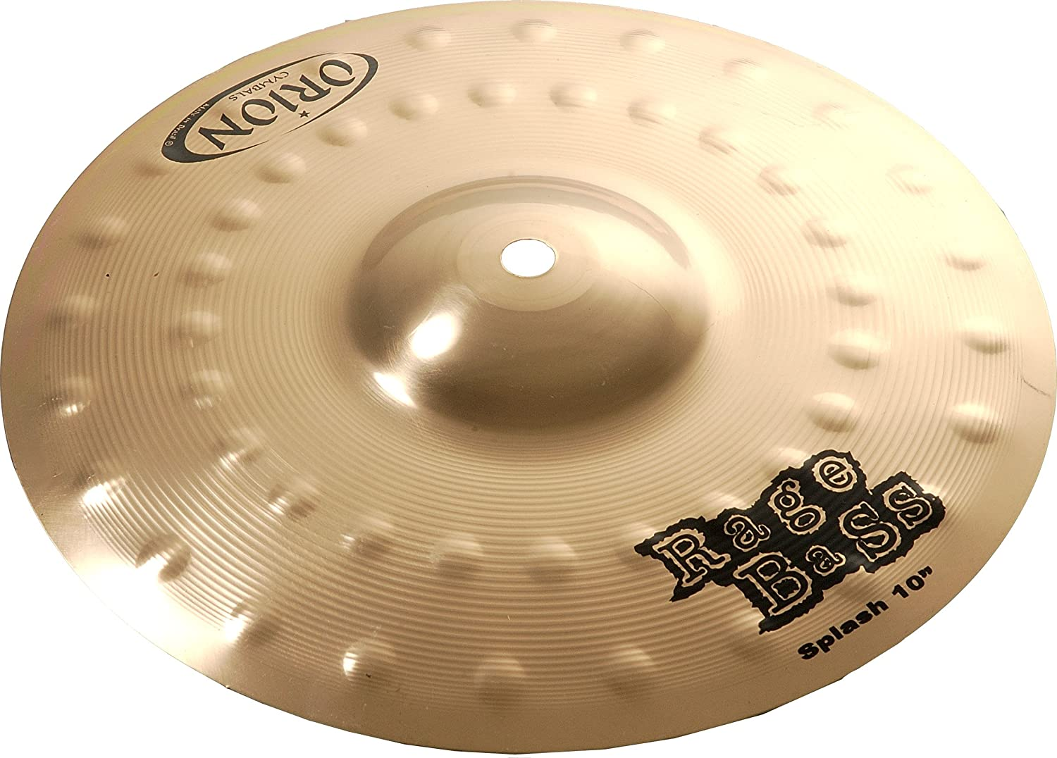 Orion Cymbals Rage Bass Series Cymbale Splash 10 RB10SP Cymbales/Cymbales Splashs