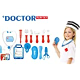 Liberty Imports Medical Doctor Hospital Kit Playset for Kids - 16 Pretend Play Tools Toy Set