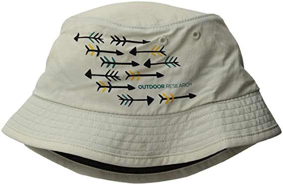 Amazon.com  Outdoor Research Solstice Sun Bucket Hat  Sports   Outdoors 937c1a1c8aae