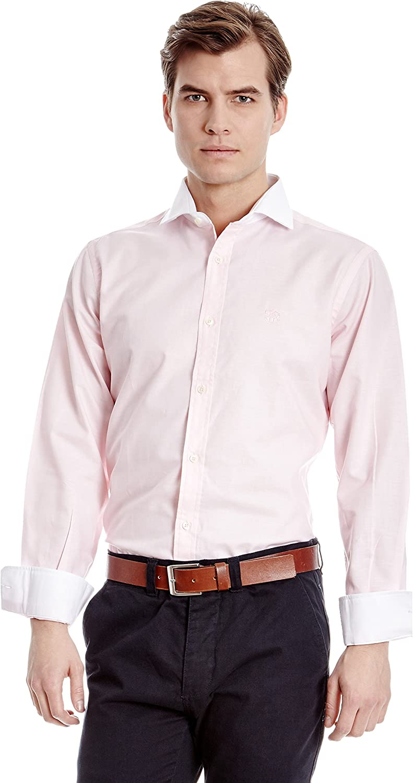 MAKARTHY Camisa Hombre Oxford: Amazon.es: Ropa y accesorios