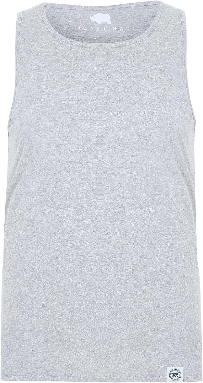 Yours Clothing - Camiseta interior - para hombre gris gris L ...