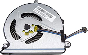 Original New Replacement CPU Cooling Fan for HP Pavilion 15-AW Series:15-AW057NR 15-aw065sa 15-au078sa 15-AW094NR 15-aw167cl 15z-aw000