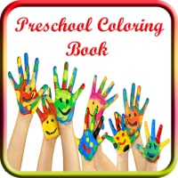 Preschool Colouring Book