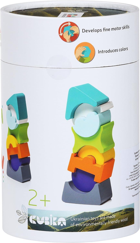 Amazon.com: Wise Elk 12701 Motor Skills Toy – Multicoloured ...