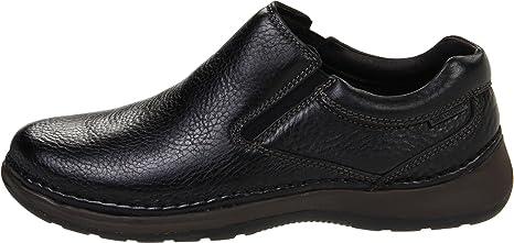 Hush Puppies Lunar II Hombre Negro Mocasines Zapatos uestra EU 40: Amazon.es: Ropa y accesorios