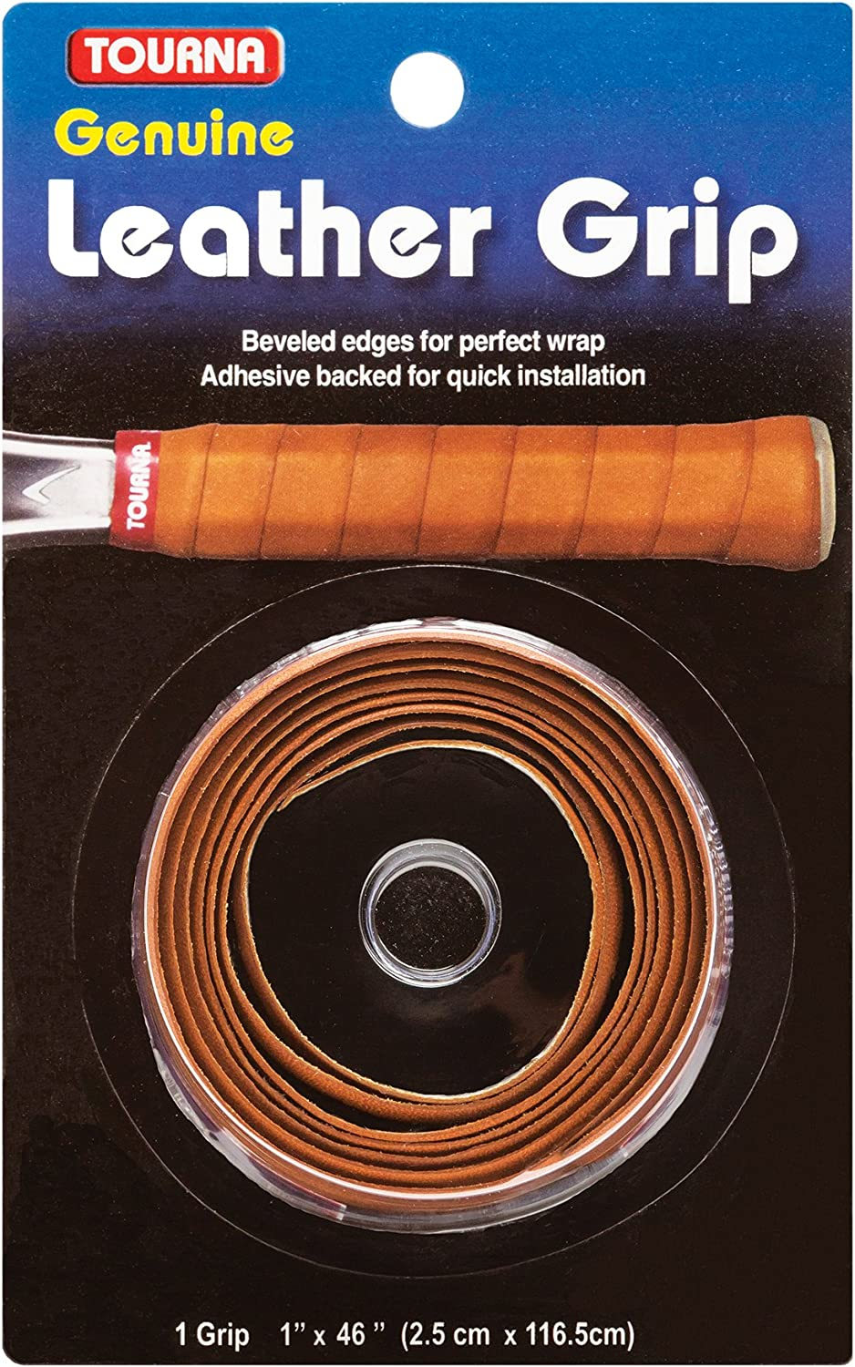 Tourna Leather Grip : Sports & Outdoors