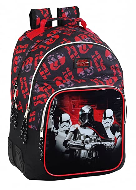 Safta Mochila Star Wars VIII The Last Jedi 42cm Adaptable
