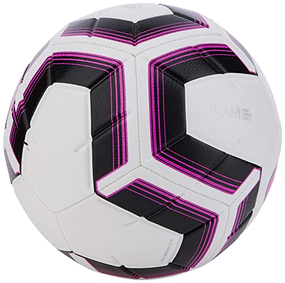Nike NK Strk Team IMS Balón de fútbol, Adultos Unisex, White/Black ...