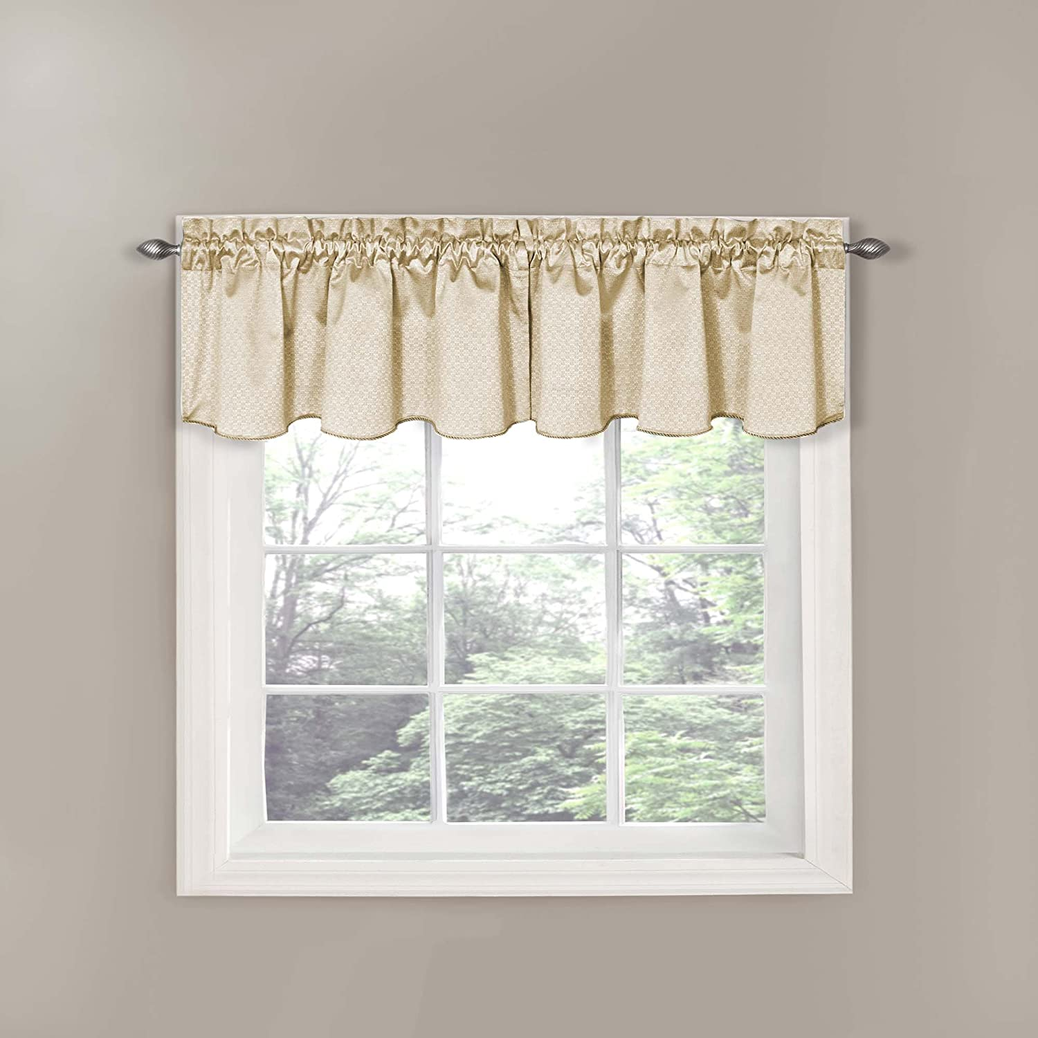 door drapes with curtain european swag matching majesty index beige sheer ivory blockout bedroom creamy pelmet drape amber curtains valance