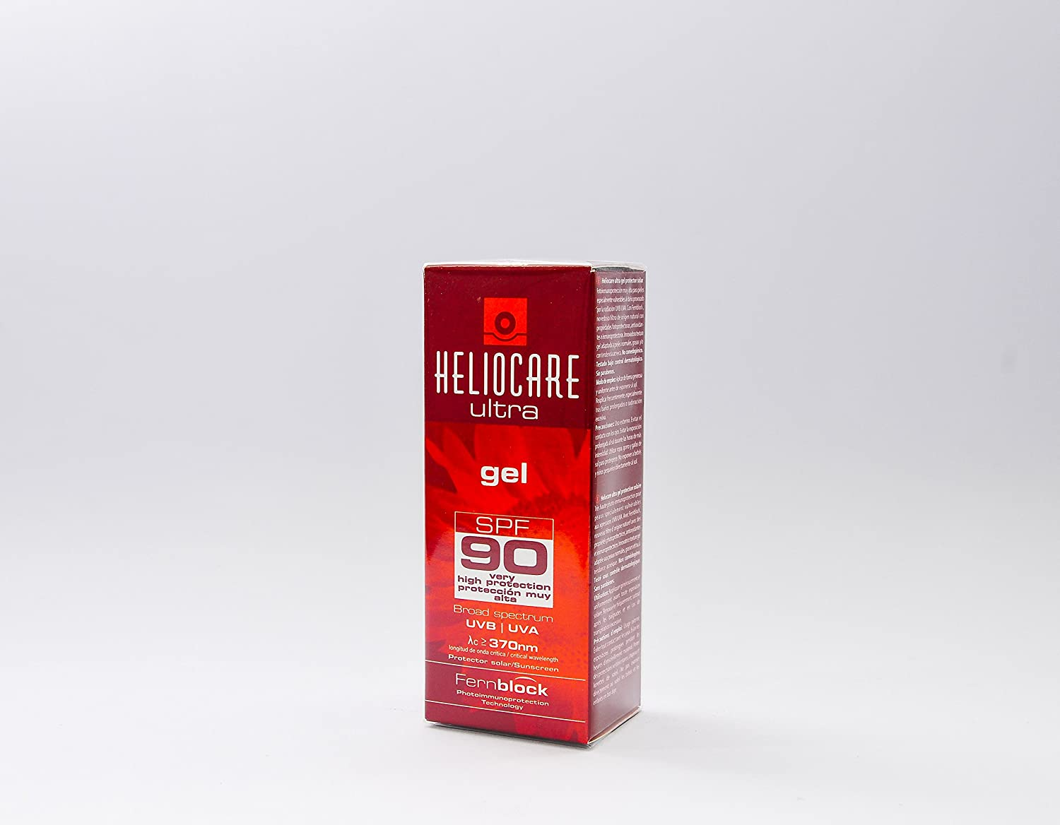 Heliocare Ultra 90 gel high protection Melora 1356