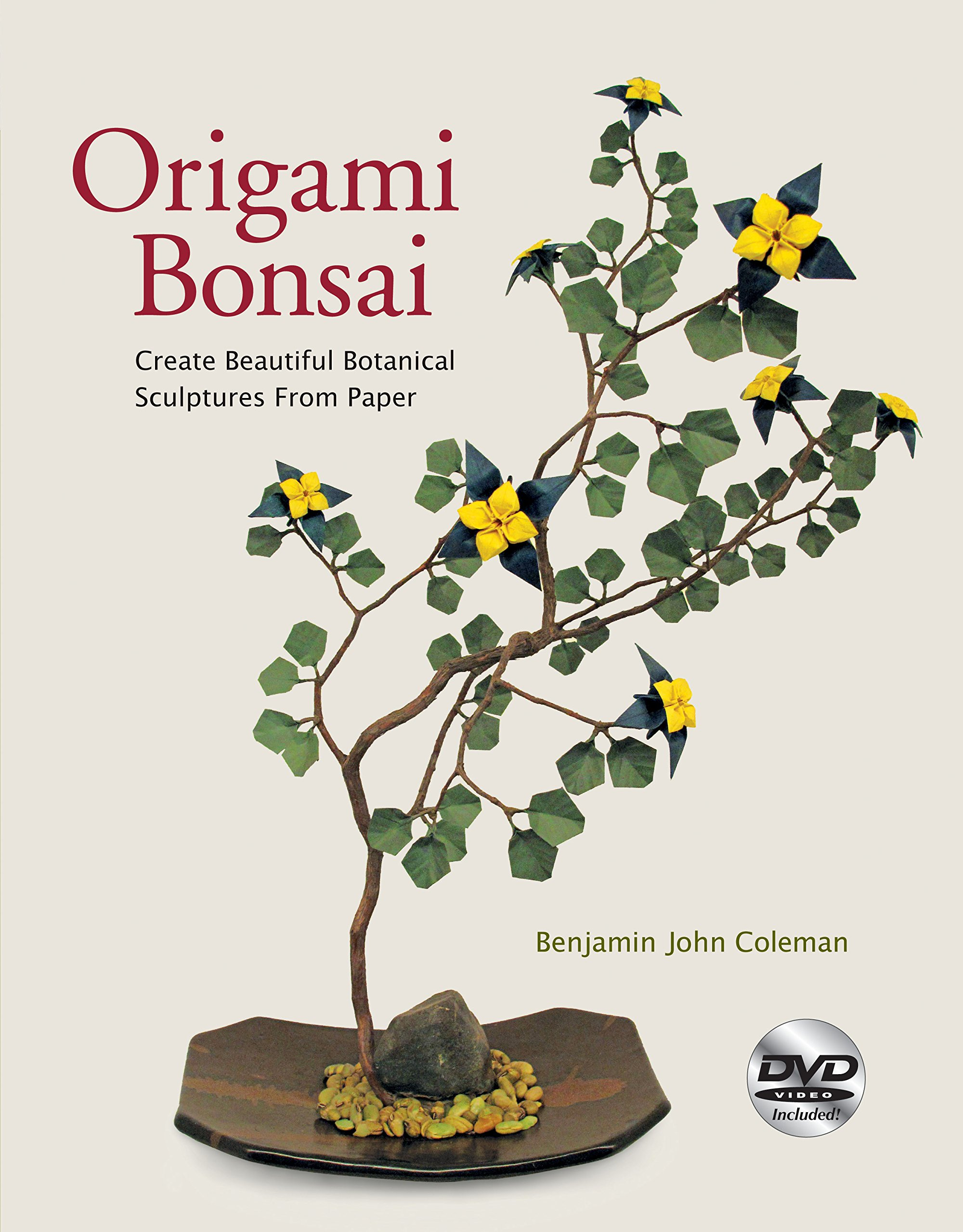 Origami Bonsai Create Beautiful Botanical Sculptures From Paper