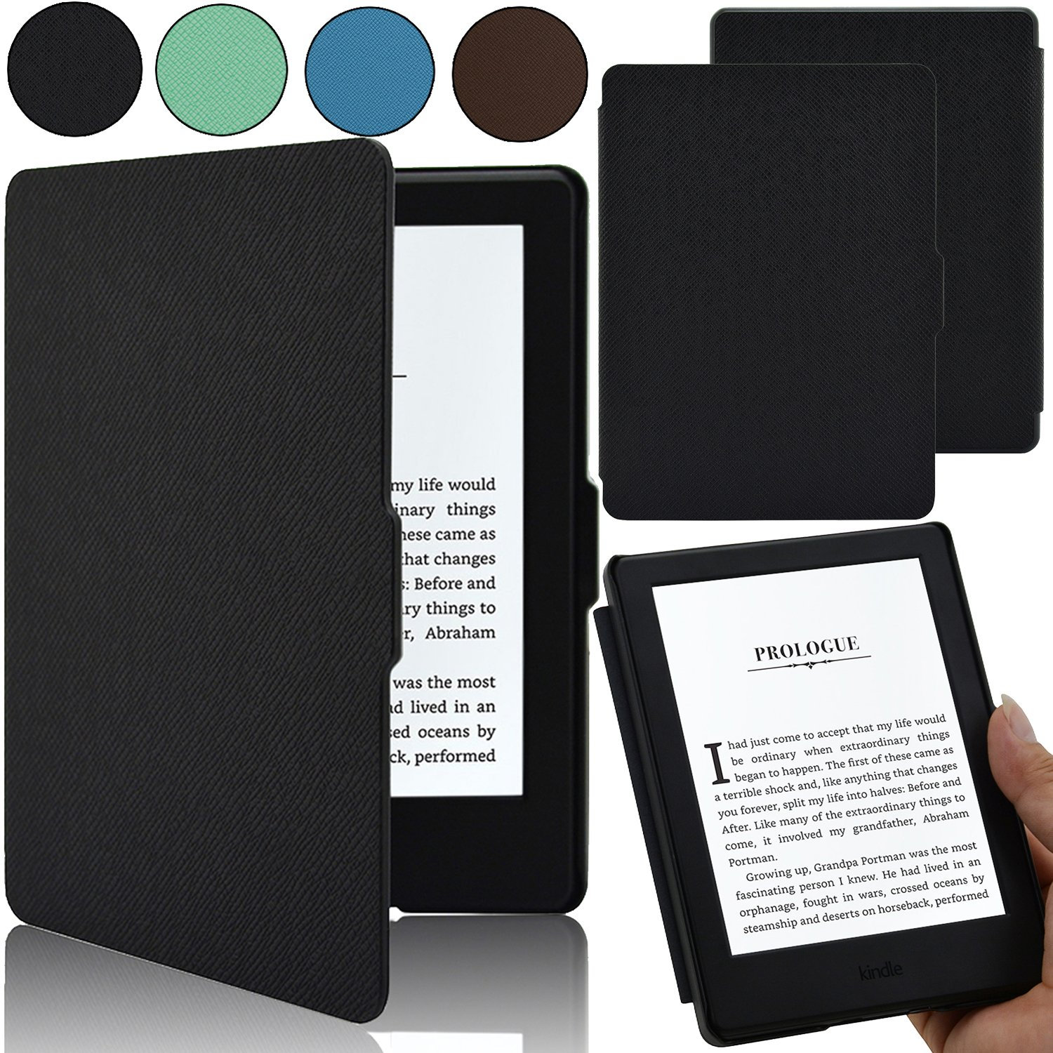 NUEVO Kindle 8th generation 2016 Funda, Premium Smart - Funda de ...