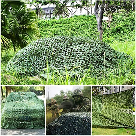 Toldos para Jardin, Red Camuflaje Sombras para Sol Velas Redes de Protección Solar Tiendas de Campaña para Fotografía Ocultar Decoración Paredes Sombrilla Planta de Coche Cubierta 2m 3m 4m 5m: Amazon.es: Hogar