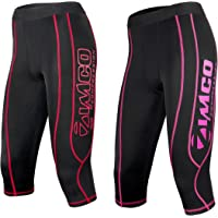 Zimco Elite Women Compression Capri Knicker Cycling Sport Tights