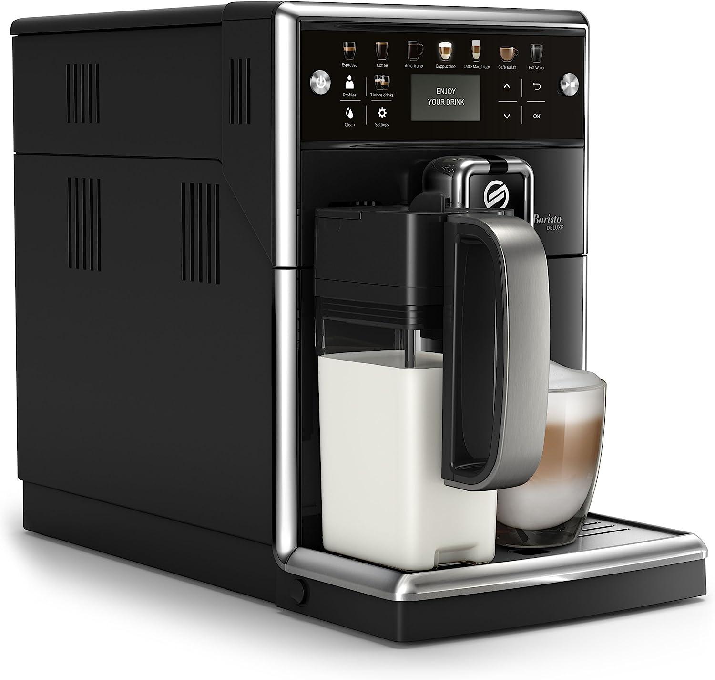 Philips Saeco PicoBaristo Deluxe SM5570/10 - Cafetera Súper ...