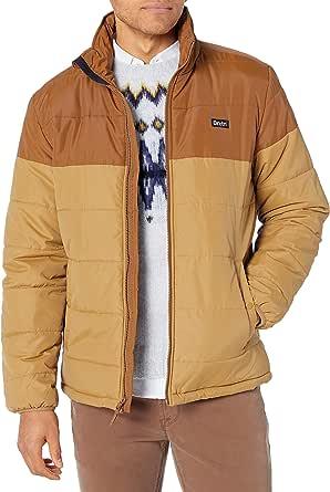 Brixton Men's CASS Relaxed FIT Puffer Jacket