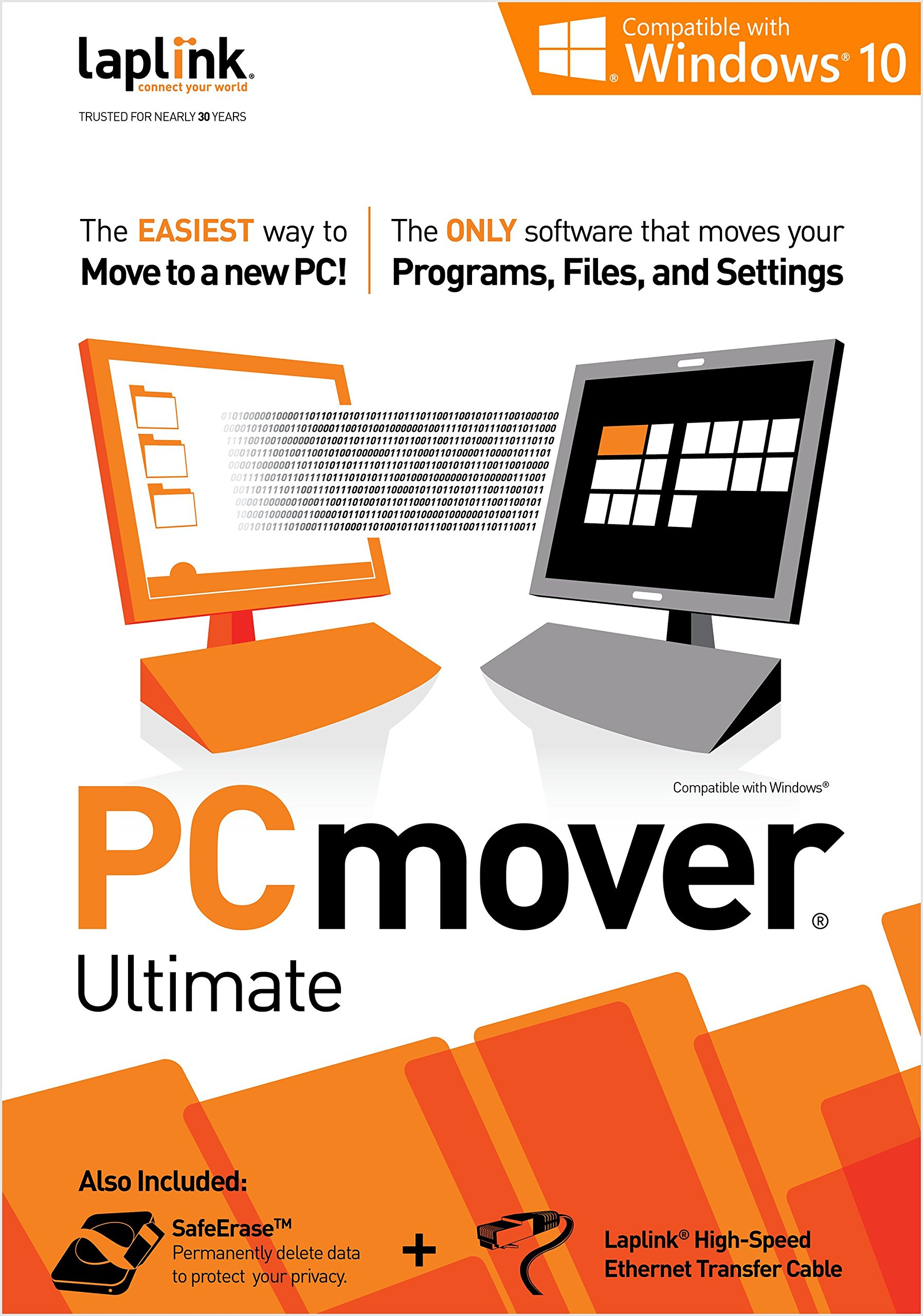 Laplink Pcmover Ultimate 10 - 1 Use 10