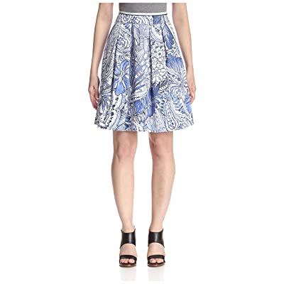 Sfizio Women's Printed Skirt