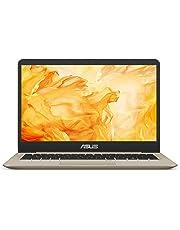 "ASUS VivoBook S S410UN-NS74 Portátil delgado y ligero, 14"" FHD, Intel Core i7-8550U, 8GB RAM, 256GB SSD, GeForce MX150, NanoEdge Display, Kbd, FP Sensor"