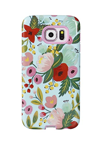 huge discount 9643b d081c Amazon.com: Sonix Inlay Case for Samsung Galaxy S6 - Retail ...