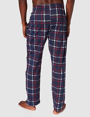 FM London 2-Pack Soft Touch Pantalón de pijama, Surtido para Hombre