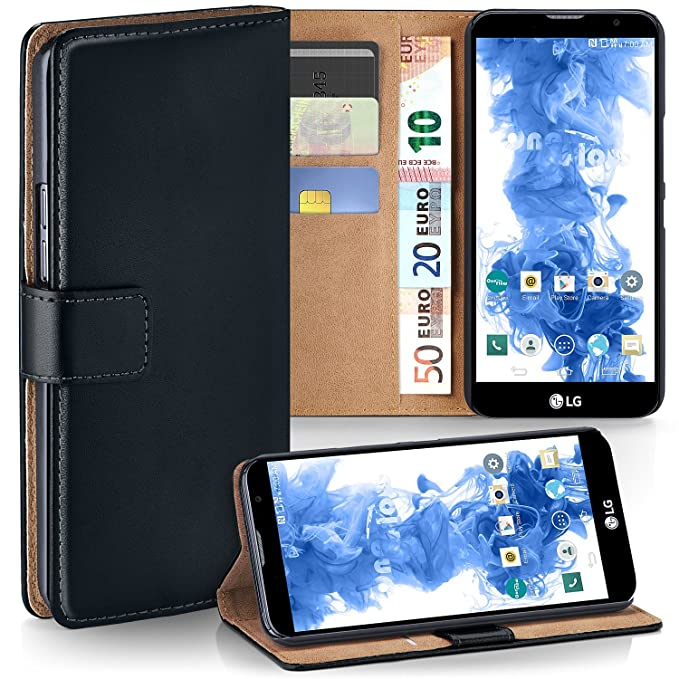 1 opinioni per Cover OneFlow per LG Magna / G4C Custodia con scomparti documenti | Flip Case
