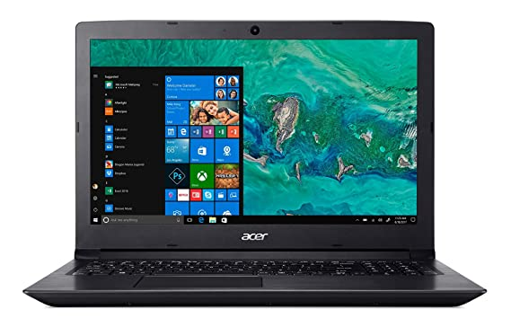 Acer Aspire 3 A315-41 15.6-inch Laptop (Ryzen 5/4GB/1TB/Windows 10 Home/Integrated Graphics), Obsidian Black Laptops at amazon