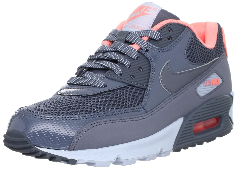 buy online 63444 6ac90 Nike Air Max 90 Womens Running Shoes 325213-408 Armory Slate 9.5 M US   Amazon.ca  Shoes   Handbags