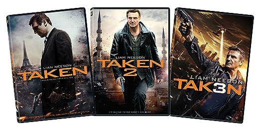 Amazon com: Taken 1-3 Bundle: Movies & TV