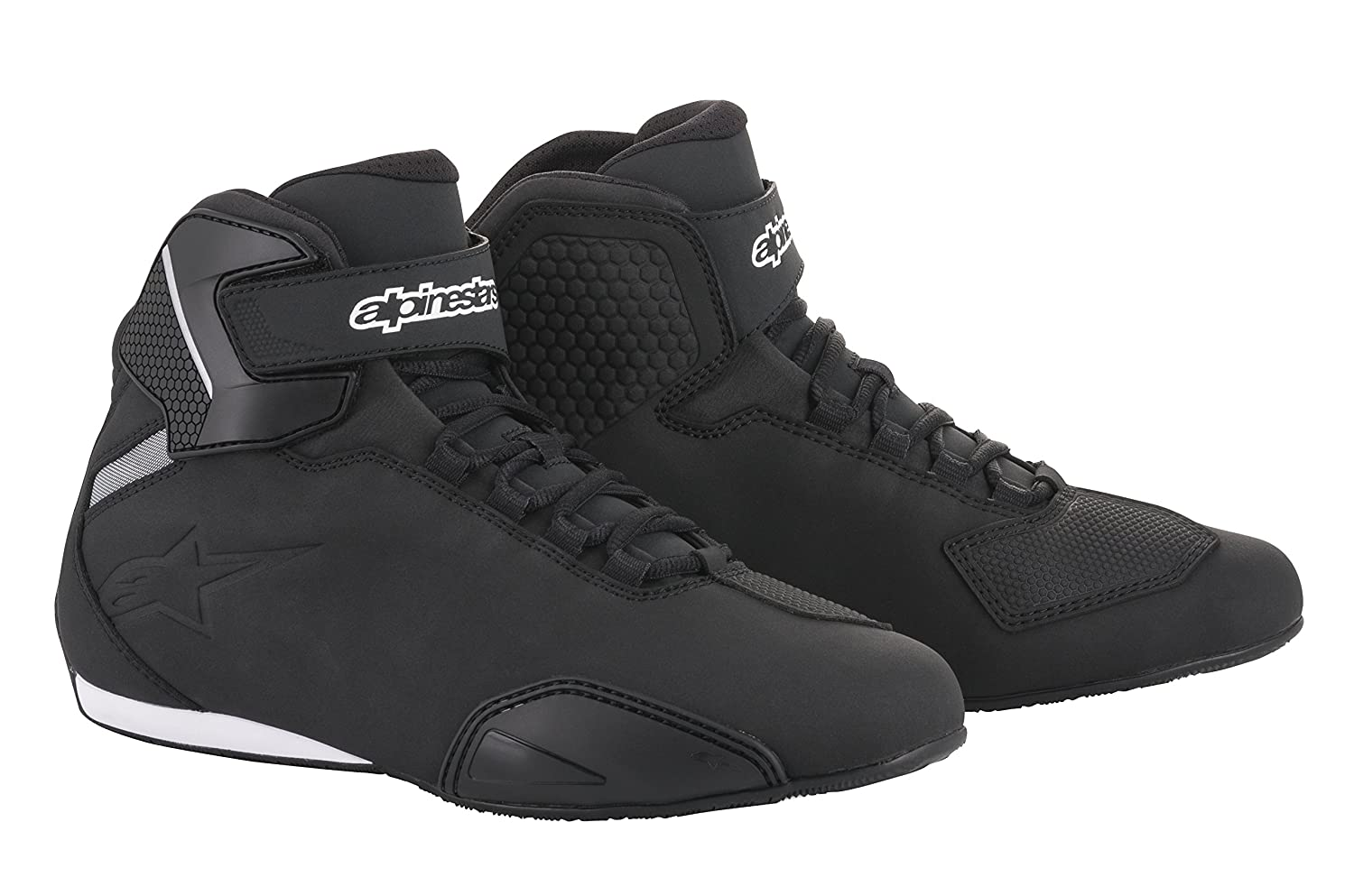 Alpinestars Men's 251551810105 Shoe (Black, Size 10.5)