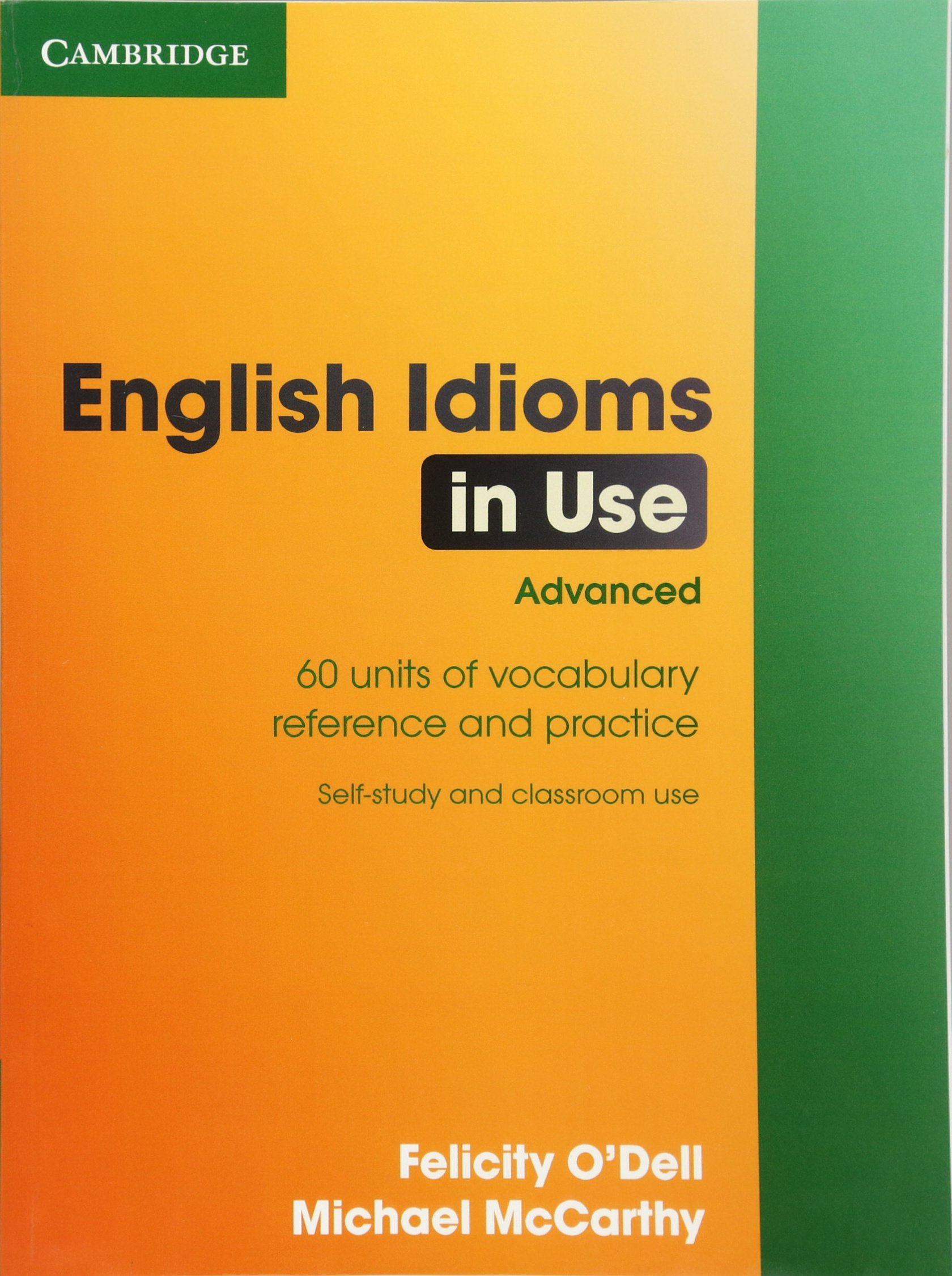 use of idioms