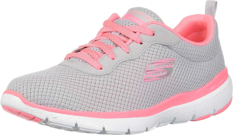 Skechers Flex Appeal 3.0-First Insight, Zapatillas Deportivas para Mujer