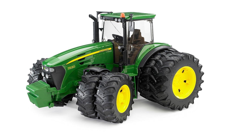 Bruder John Deere 7930 with Double Wheels