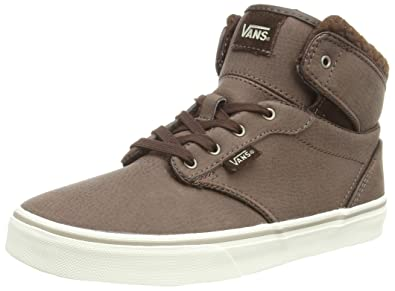 0eb7a8ee2be Vans Y Atwood Hi Leather