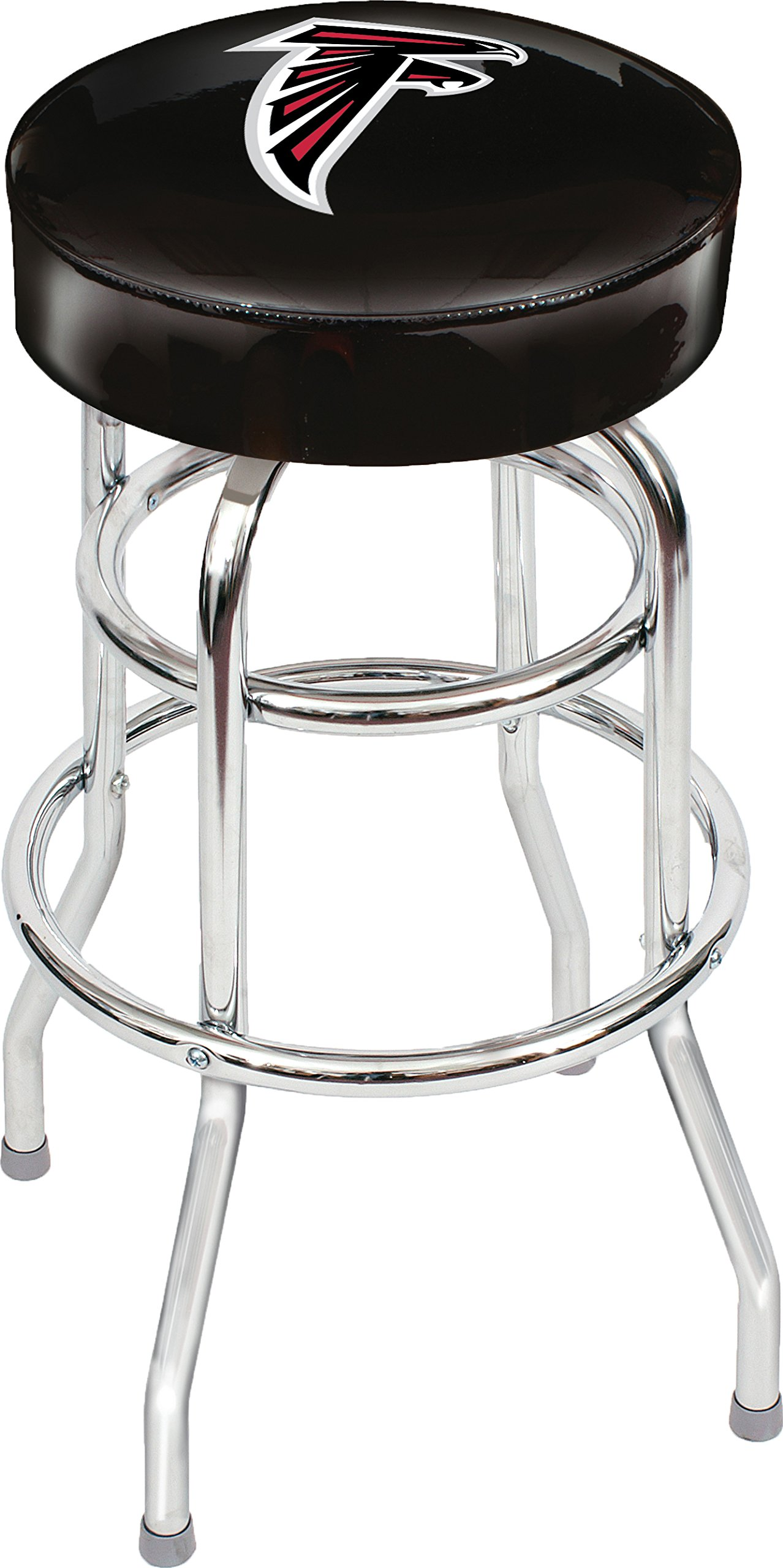 Imperial Officially Licensed NFL Furniture: Swivel Seat Bar Stool, Atlanta Falcons