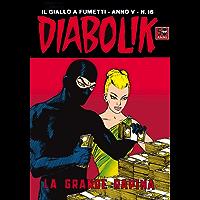 DIABOLIK (66): La grande rapina (Italian Edition)