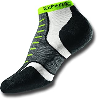 product image for Thorlos Experia Multi-Activity Socks, Jet Yellow, Small