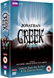 Jonathan Creek - Series 1 To 4 [DVD]