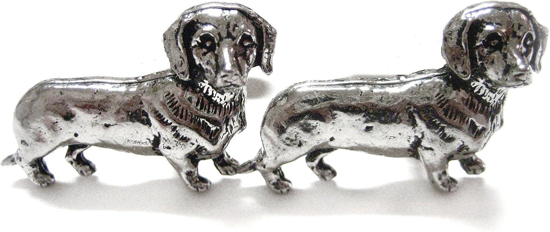 Wiener Dog Cufflinks