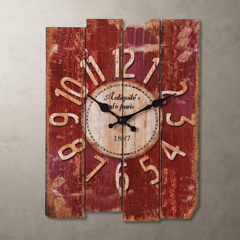 Amazon lightinthebox 15 country style vintage wall clock amazon lightinthebox 15 country style vintage wall clock home decor design wall clocks home kitchen amipublicfo Choice Image