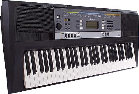 Yamaha YPT-240 – Teclado digital, se puede conectar a iPhone, iPad o iPod Touch*