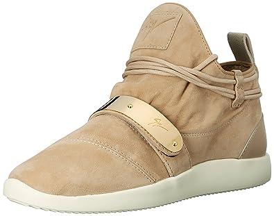 e58b165e22d Amazon.com  Giuseppe Zanotti Women s Rw70072 Fashion Sneaker  Shoes