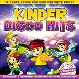 Kinder Disco Hits; 16 coole Songs für eine perfekte Party; für Kids; Kinderlieder; Kinderparty; 10 freche Piraten; Veo Veo; Karaoke; Der Cowboy Jim aus Texas; Meine Tante aus Marokko; Känguru Dance; Kuschel Song; Klick Klack; Kids; Eisbären