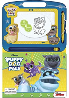 Puppy Dog Pals Best Pug Pals Disney Book Group Disney Storybook